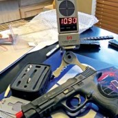 Surestrike Ultimate LE Edition Kit And Laserpet Electronic Target