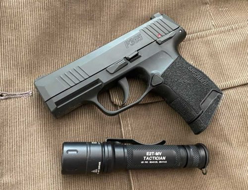 MAXIMIZING YOUR CCW PRACTICE WITH A CO2 PISTOL